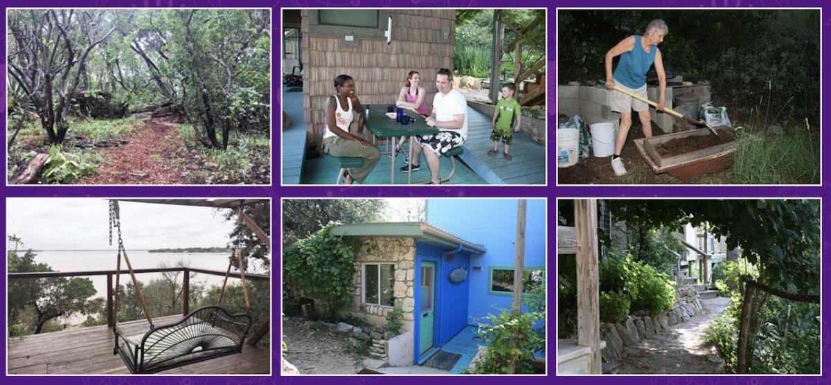 Rainbow Hearth Sanctuary & Retreat a Burnet haven