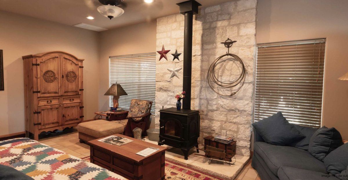 Bella Vista Bed and Breakfast in Marble Falls