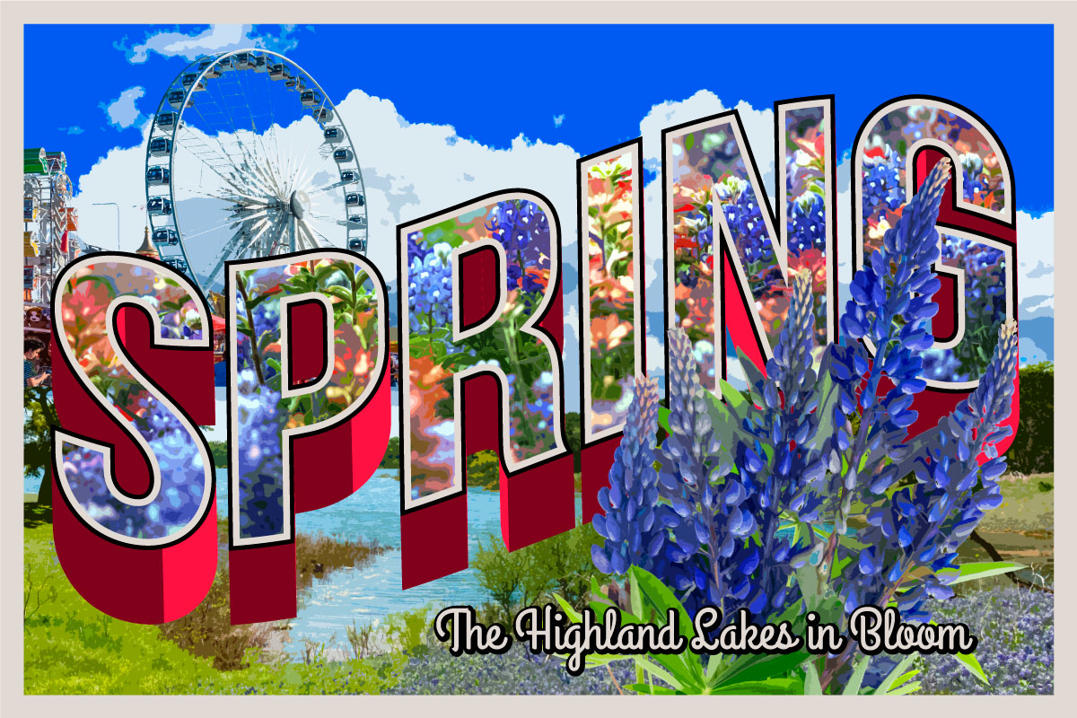 Spring in the Highland Lakes