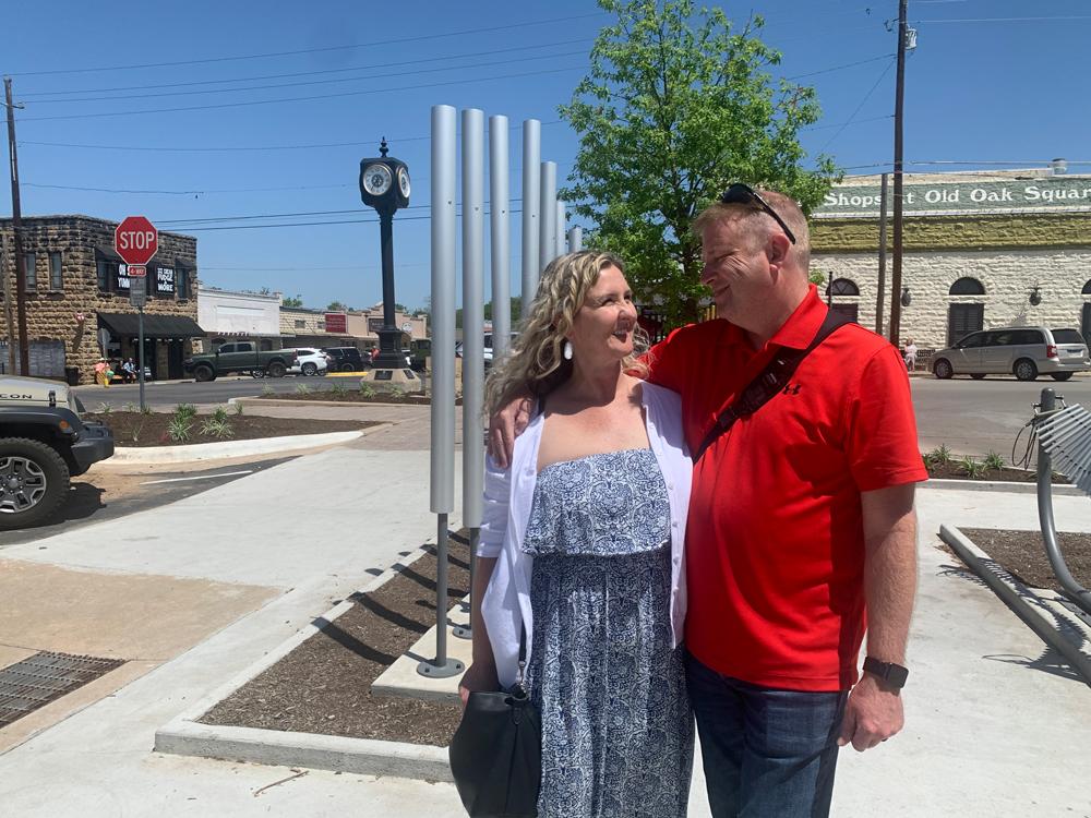 That Texas Couple visits Burnet County