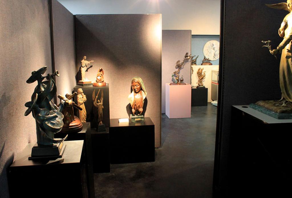 Dan Pogue Sculpture Gallery in Smithwick